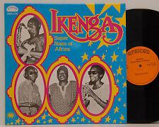 Ikenga         Super Stars of Africa       Afro Funk Jazz       NM # Q