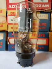 1x AZ1 Philips or Adzam NIB test good tube valve Röhre