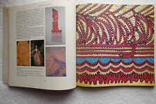 Art of Zandra Rhodes Fashion Coffee Table Designer Drawings Style Large 80s 70s