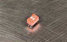 10 Pcs DIP-2 Toggle Switch 2.54mm-Pitch 2 Position US Seller