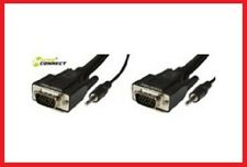 Microconnect MONGG2BMJ SVGA HD15 2m m-m. 3.5MM - 2x 3.5MM Originali/ Nuovo