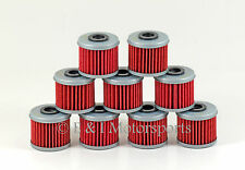 2007 2008 2009 HONDA TRX450R TRX450 TRX 450R 450 ***9 PACK*** OIL FILTER