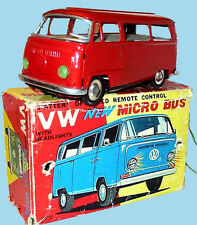 Rare SK   New Micros Bus  VW     /  Japan 1960s