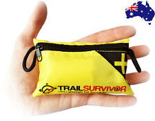 Lightweight Pocket First Aid Kit - Emergency Survival Kit for Running & Hiking