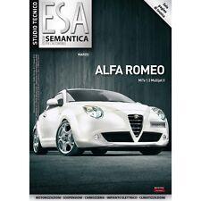 Manuale Riparazione ESA - ALFA ROMEO MiTo 1.3 MultiJet II