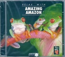Relax with Amazing Amazon (1999) CD NUOVO SIGILLATO Suoni della Natura New Age