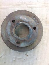Ford  3 Bolt A/C Crank Pulley 289 302 351W 3 Groove cast iron