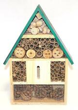 Fix On Insect Wooden Hotel Nest Home Bee Keeping Bug Garden Pollination Box 753