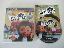 EYEPET - EYE PET - SONY PLAYSTATION 3 - JEU PS3 COMPLET