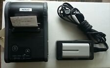 Epson TM-P60 Bluetooth Portable Thermal Printer REFURB w/Charger