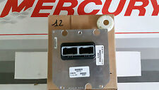 Quicksilver Mercury 40 HP EFI ECM Engine Control Module 4 CYL Checking Code