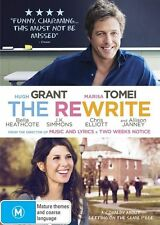 The Rewrite (DVD, 2015)
