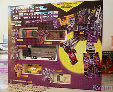 Transformers Reissue G1『MENASOR』Giftbox Set MISB