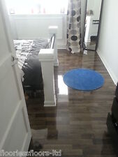 SUPER High Gloss Laminate Flooring **EXCLUSIVE COLOURS** (Price Per sqm)