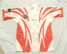 #KK.  RUGBY LEAGUE  JERSEY - NORTH RYDE JUNIORS, SIGNED