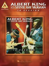 Albert King with Stevie Ray Vaughan In Session Sheet Music Guitar Tabl 000124869