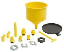 Spill Free Funnel Radiator Mechanic Tools Shop Caps Surge Tanks Fords Auto