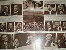 Photo article Tory Conservative Party conference Llandudno 1962 ref Z4