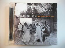 PATRICK FIORI : LES CHOSES DE LA VIE [ CD ALBUM PORT GRATUIT ]