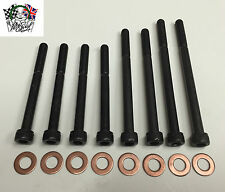 XPAG & XPEG Improved oil pump bolt set MG TB TC YA & early TD. T Type & Y type