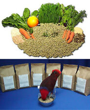 100% Natural TOP Pellet Food 3 lb-Parrots birds-nutritious avian diet BULK PACK
