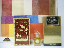 VINTAGE OLD FORMULA MITSOUKO BY GUERLAIN PARFUM 1/2 OZ / 15 ML NEW IN BOX