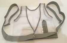 NEW VEST RESTRAINT SIZE SMALL FOR WHEEL CHAIR/ TEMPORARY BED/STRETCHER USE