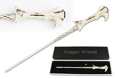 New 35cm Voldemort Light Magic Wand Harry Potter Cosplay Props New In Box Gift