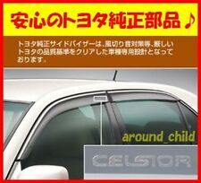 Brand new!!!Toyota original side visor, 30 series Celsior UCF30 · 31, From Japan