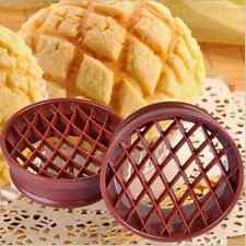 Uesful Pineapple Bread Mold Cake Mould Pineapple Bun Cutter Mold Baking Tool