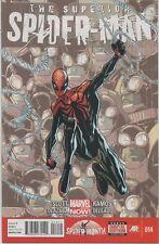 SUPERIOR SPIDERMAN 14 REGULAR 1st PRINT COVER AMAZING