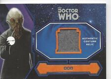 2015 BBC Topps Doctor Who OOD Authentic Costume Card