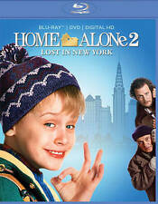 Home Alone 2: Lost in New York (Blu-ray/DVD, 2015, 2-Disc Set)