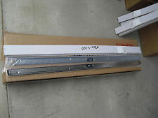 1955 56 57 CHEVROLET PONTIAC DOOR SILL PLATES SCUFF PLATE