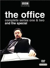 The Office Collection (DVD, 2004, 4-Disc Set)