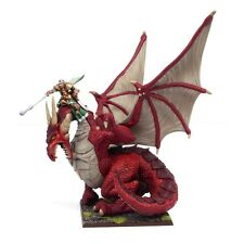 Mantic Kings of War NUOVO CON SCATOLA ELF DRAGON Kindred Lord mgkwe103