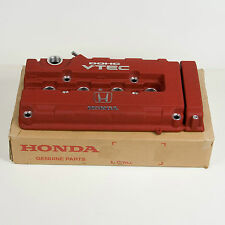 Authentic JDM Type-R Valve Cover Honda Civic / Integra Type-R B16 VTEC Red