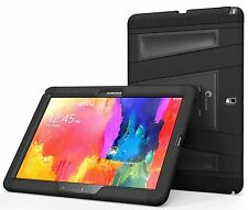 "Galaxy Note Tab Pro 12.2"" Case Cover Dual Layer Hard Shockproof Kickstand Black"