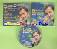 CD DOMENICO MODUGNO Nel blu dipinto di blu 2011 eu SMI (Xi2) no lp mc dvd