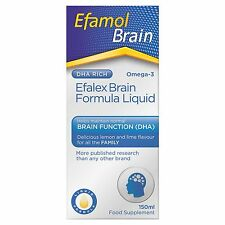 Efamol Efalex Lemon Lime Liquid (150ml)