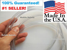 TRIM MOLDING edge  PROTECTOR  (made in the U.S.A.!)  DOOR EDGE GUARDS CLEAR