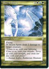 MAGIC THE GATHERING ICE AGE GOLD STORM SPIRIT
