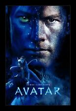 AVATAR  framed movie poster 11x17 Quality Wood Frame