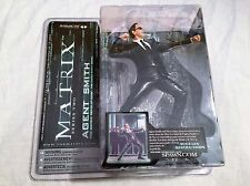 McFarlane THE MATRIX Series 2 Agent Smith Action Figure MOC Sealed