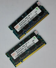 hynix 4GBx2/8GB Kit 2Rx8 PC2-6400s 666-12 Laptop RAM/DDR2 800MHz/Dual-channel