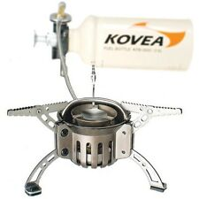 New Kovea Booster Plus One (+1) Dual Fuel Stove KB-0603 Gas / Gasoline Outdoor