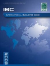 2009 International Building Code: Softcover Version-ExLibrary
