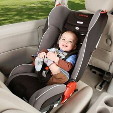 Diono Olympia Convertible Plus Booster Car Seat Graphite Black And Grey