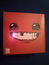 Super Meat Boy ULTRA RARE Edition PAL NEW OST T-Shirt Poster Comic & Sketch Book