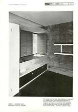 1962 Window Unit For Study Bedrooms Brasenose College Oxford